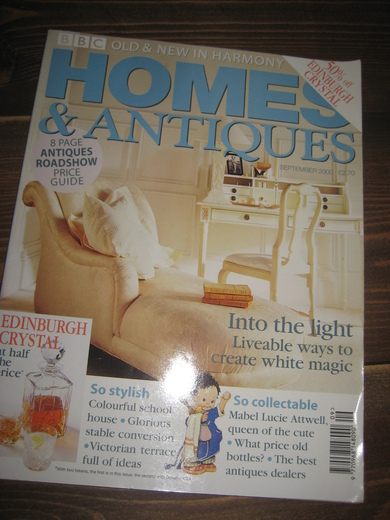 2000, nr 009, HOMES & ANTIQUES.