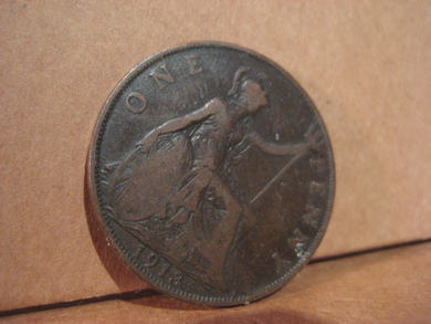 1913, ONE PENNY