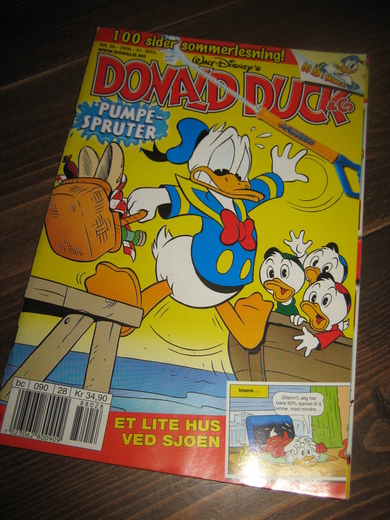 2008,nr 028, DONALD DUCK & CO.