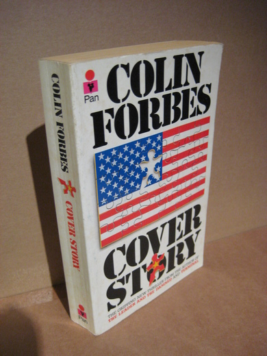 FORBES, COLIN: COVER STORY. 1985.