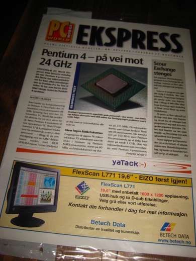 Pcworld Ekspress, 2000,nr 040.