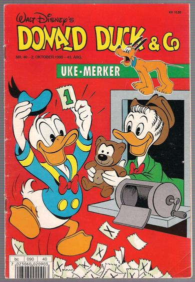 1990,nr 040,                        Donald Duck & Co.