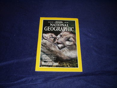 1992,volum 182,nr 001, NATIONAL GEOGRAPHIC