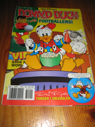 2006,nr 024, DONALD DUCK & CO.