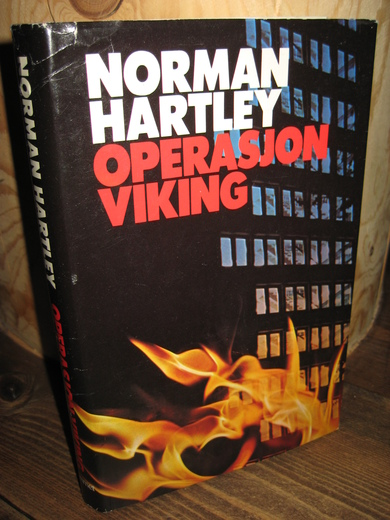 HARTLEY, NORMAN: OPERASJON VIKING. 1977