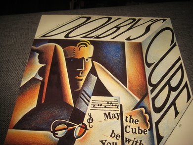 THOMAS DOLBY: DOLBY'S CUBE. 1985.