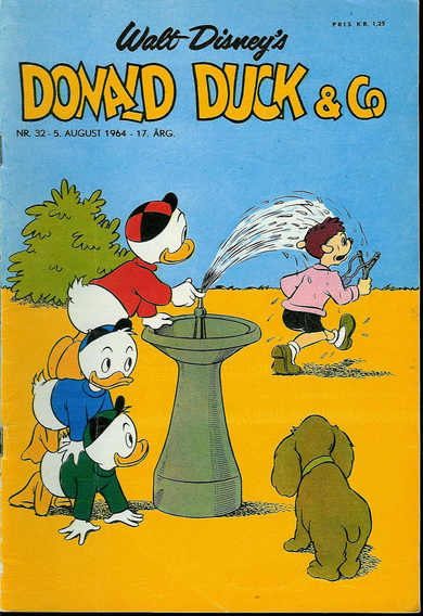1964,nr 032, Donald Duck & Co