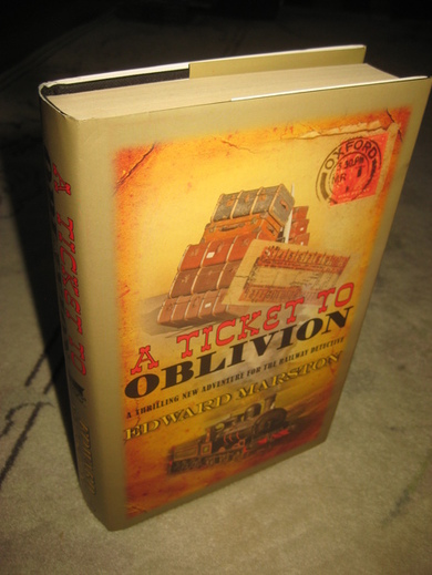 MARSTON: A TICKET TO OBLIVION.