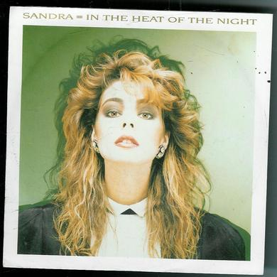 SANDRA,: IN THE HEAT OF THE NIGHT, HEATWAVE. 1985