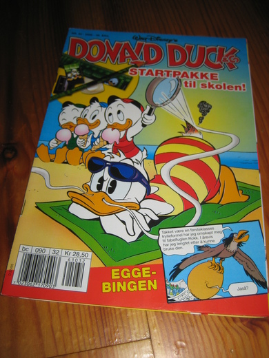 2006,nr 032, DONALD DUCK & CO.
