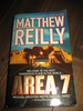 REILLY: AREA 7. 2003.