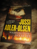 ADLER OLSEN, JUSSI: WASHINGTON DEKRETET. 2017.
