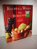 CANTEGRIT: RECIPES & WINES from BURGUNDY. 1999