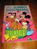 1992, JUMBO COLORAMA. Fra Walt Disney.