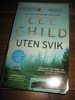 CHILD, LEE: UTEN SVIK. 2014.