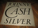 CASH, JOHNNY: SILVER. CB 271. 1979.