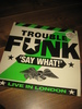 TROUBLE FUNK: LIVE IN LONDON. 2 LP. 1986.