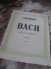 BACH. SOLO SUITEN. 45 sider.