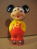 Disney figur, WALT DINEY PRODUCTION JAPAN. 50-60 tallet?