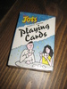 The Jots Playing Card, 80 tallet.