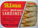 ALMA FINEST NORWAY SARDINES