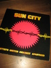 SUN CITY: ARTISTS UNITED AGAINST APARTHEID. 1985.