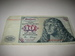 1980, 10 DEUTSCHE MARK. CR9323571N