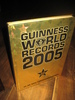 2005, GUINESS WORLD RECORDS.