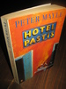 MAYLE: HOTEL PASTIS. 1993.