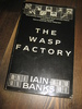 BANKS: THE WASP FACTORY. 1984.