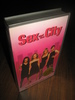 SEX AND CITY. 1. SESONG, EPISODE 1,2 og 3. 1998, 15 år, 74 min.