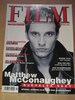 1996,nr 007,                                 FILM MAGASINET. Matthew Mc Conaughey.