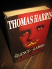 HARRIS, THOMAS: The SILENCE of the LAMBS & RED DRAGON.