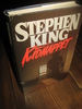 KING, STEPHEN: KIDNAPPET. 1991.