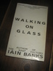 BANKS: WALKING ON GLASS. 1985.