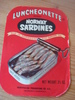 LUNCHEONETTE SARDINES, NORWEGIAN PRESERVING CO, BERGEN.