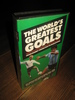 THE WORLD'S GREATEST GOALS. 1987,